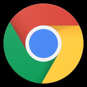 GoogleChromeアプリアイコン
