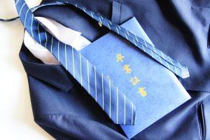 小学校卒業から中学校入学へ