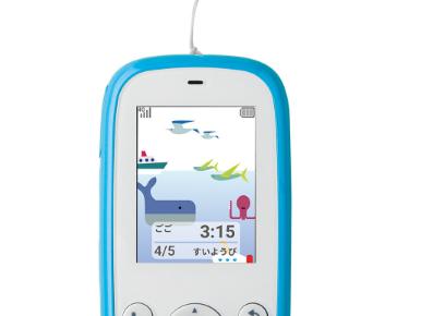 ソフトバンクのキッズ携帯「みまもりケータイ4」