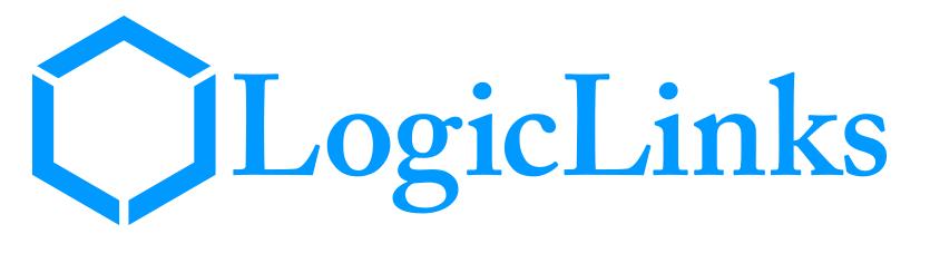 Cygamesの子会社LogicLinksノロゴ
