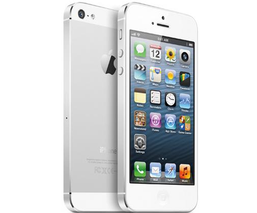 ドコモのiPhone5