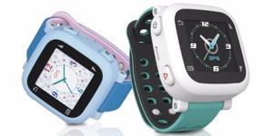 ドコモの腕時計型キッズ携帯「ドコッチ01」