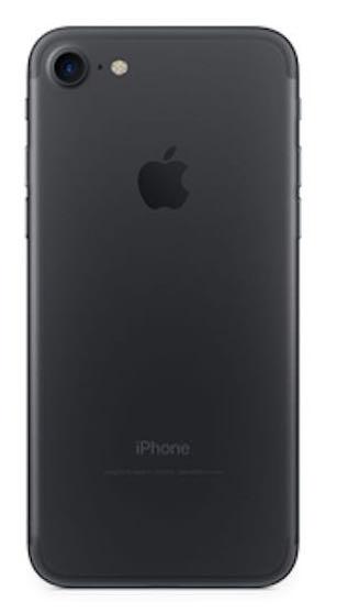 iPhone7_ブラック