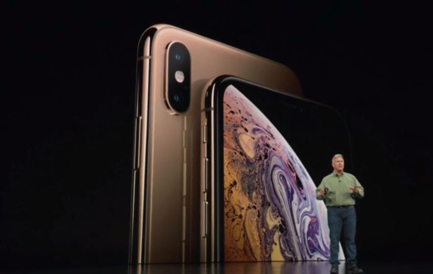 iPhoneXsは2サイズ