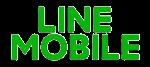 LINEモバイルのロゴ_150透過