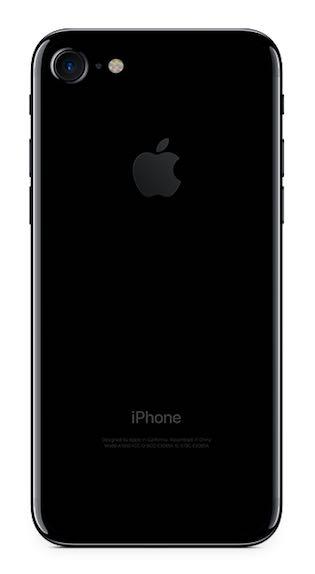 iPhone7_ジェットブラック