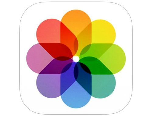 iPhone_iOSの写真アイコン
