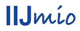 IIJmio_ロゴ