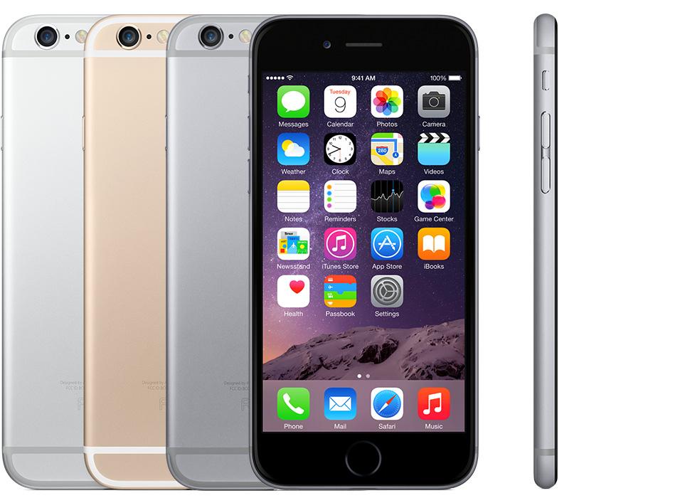 iPhone6_2014年9月発売