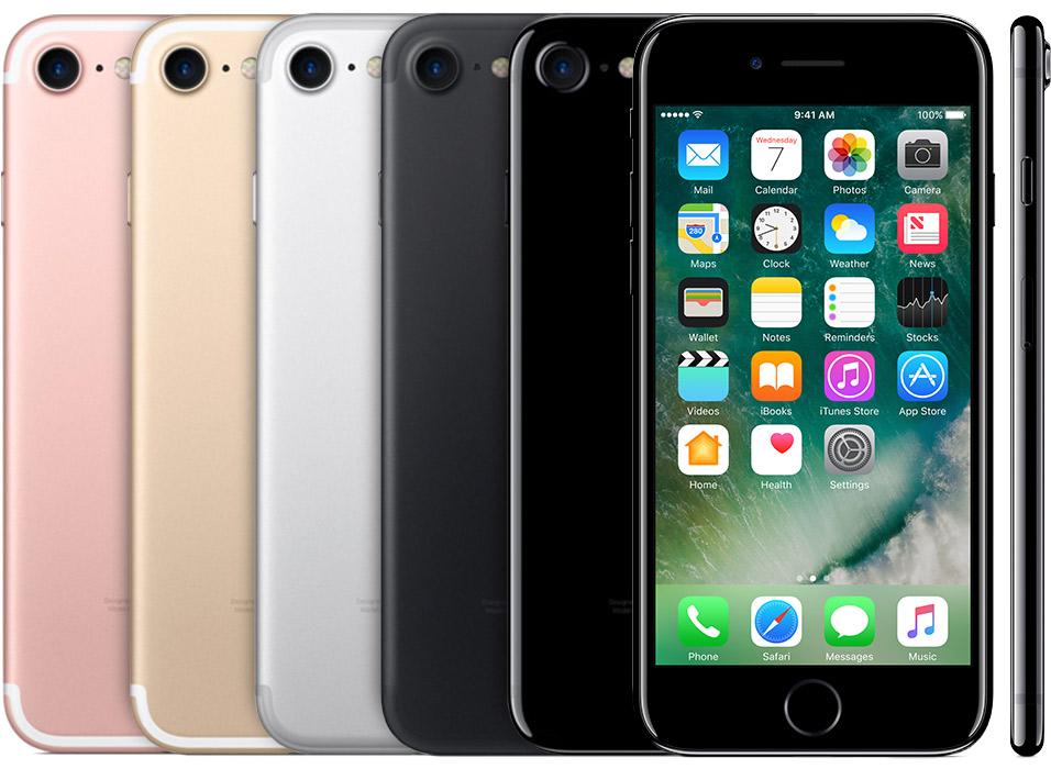 iPhone7_2016年9月発売