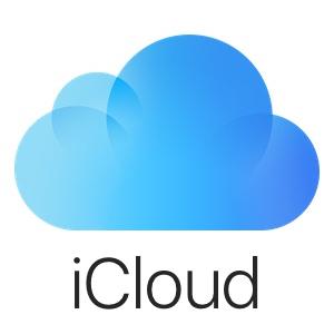 iCloudのロゴマーク