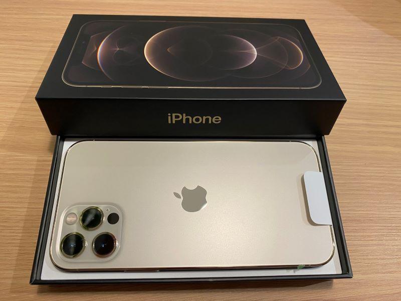 iPhone12Proが無事届きました