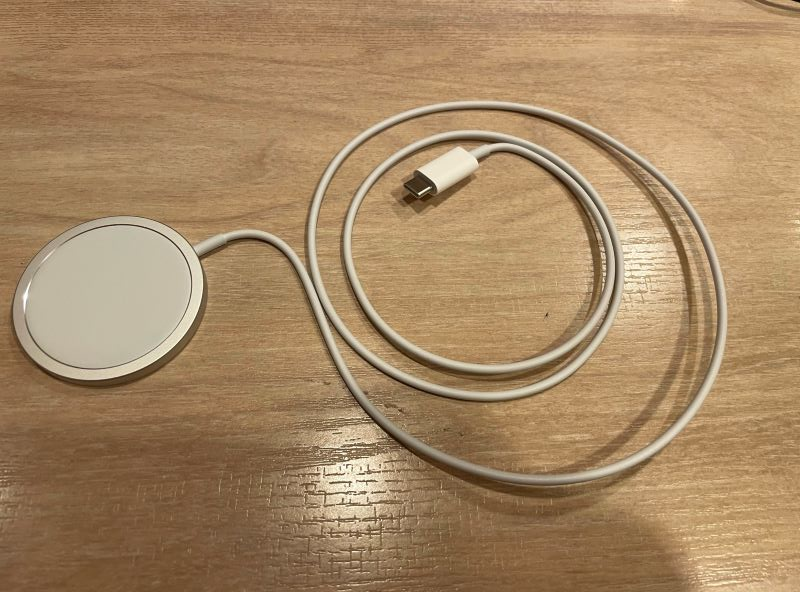 MagSafe充電器