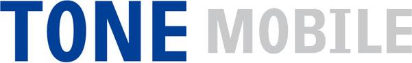 トーンモバイルのロゴ