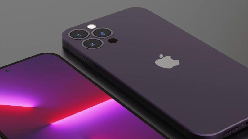 ★iPhone14Proシリーズは13Proシリーズのトリプルレンズの出っ張りが廃止になり背面に対してフラットに